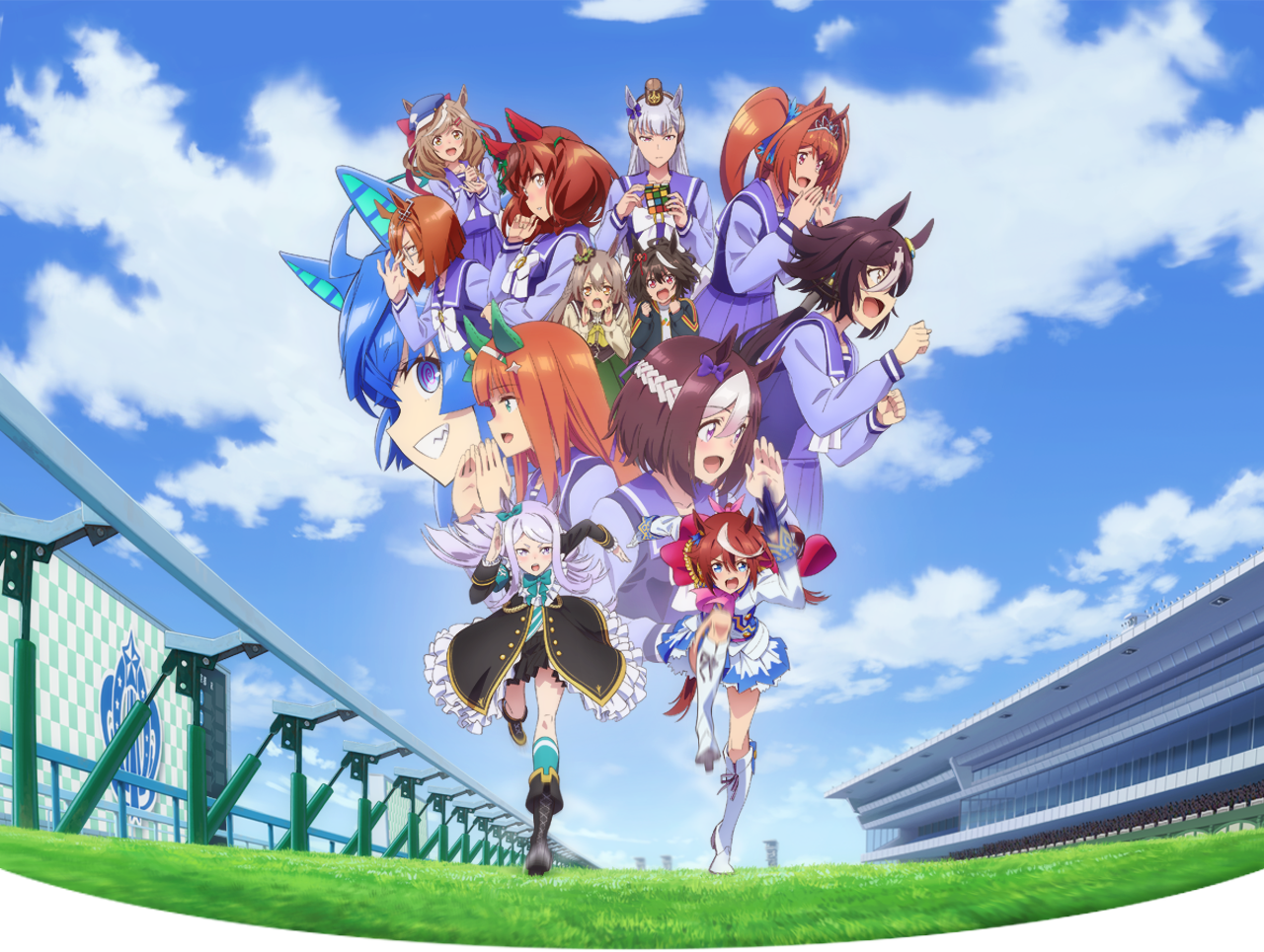 [雪飘工作室][马娘 Pretty Derby 第二季 / ウマ娘 プリティーダービー Season 2 / Uma Musume Pretty Derby Season2][08][720p][简体内嵌]